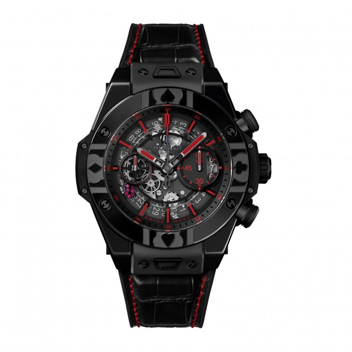Big Bang Unico World Poker Tour Limited Edition