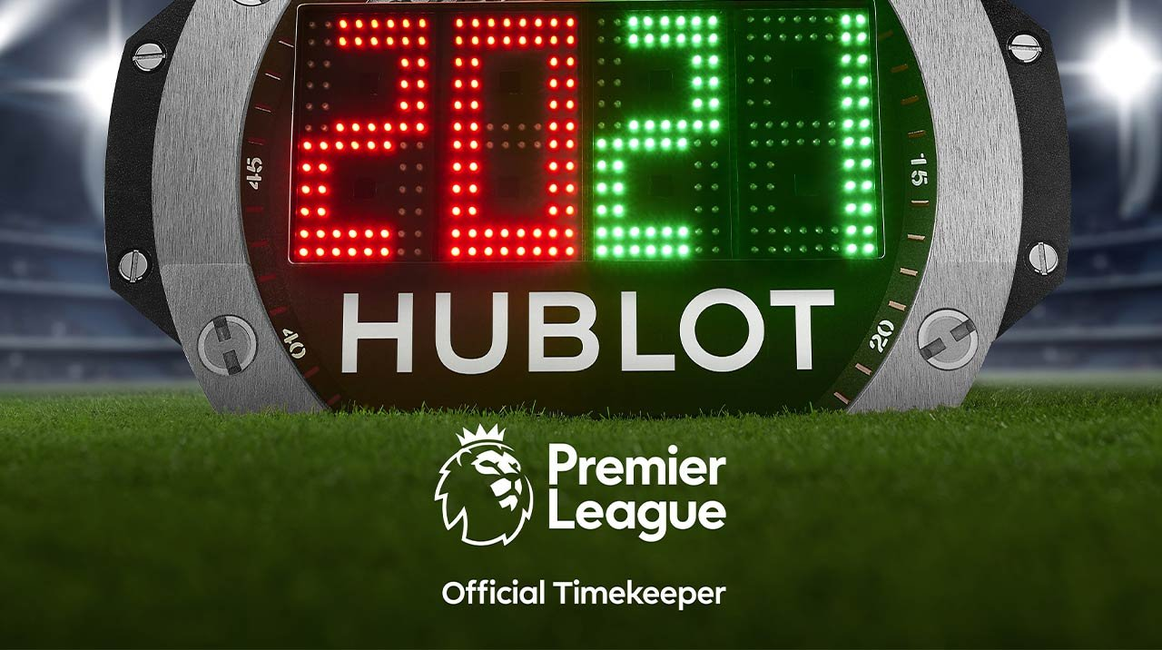 Hublot - Premier League's Official Timekeeper