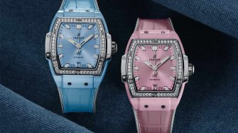 Spirit of Big Bang Light Blue & Pink Ceramic Style & Tendance