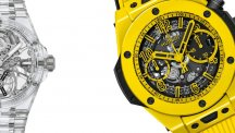 Hublot Goes Full-On