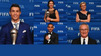 The Best FIFA Football Awards™ 2016 Sport