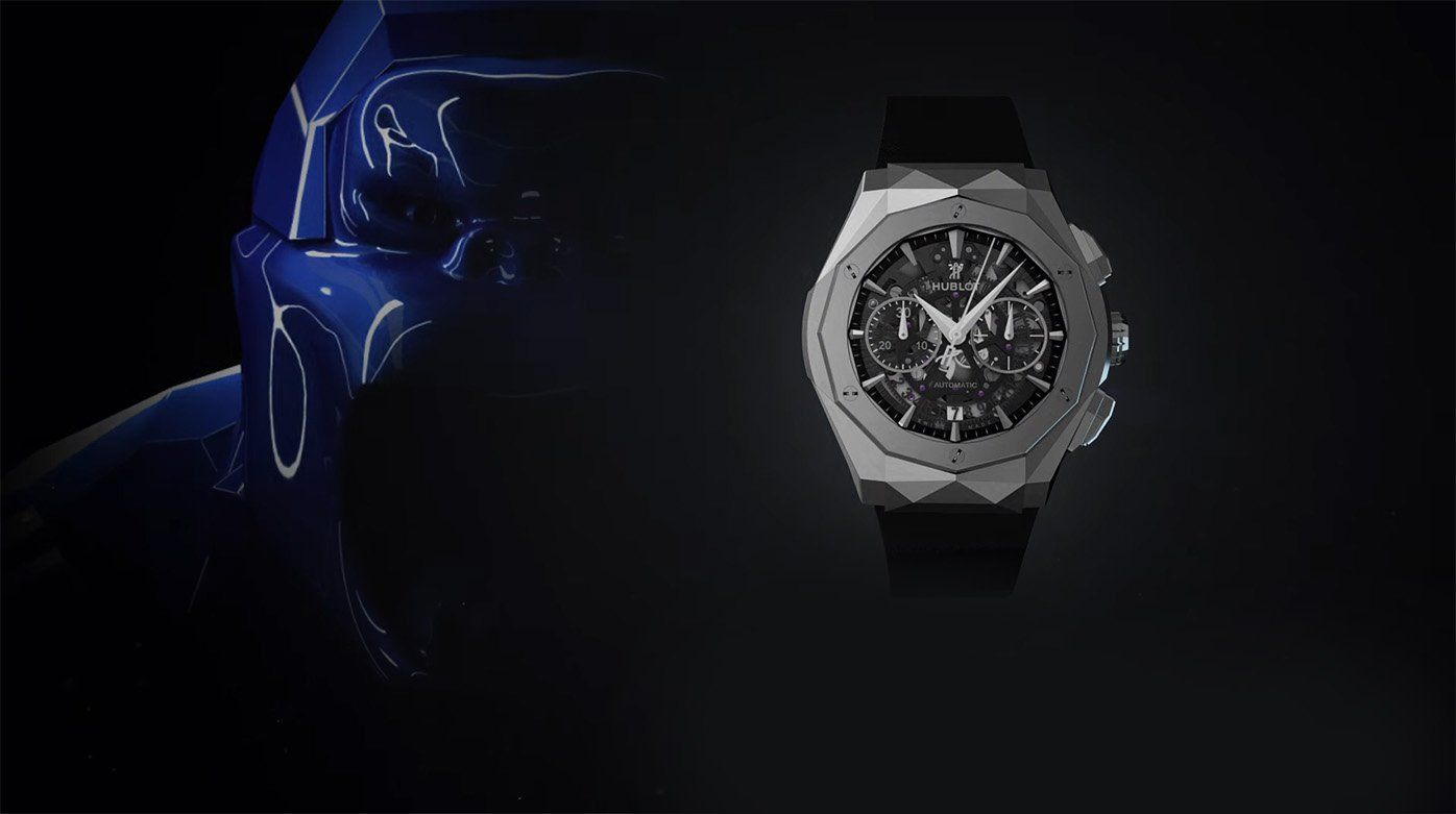 "Hublot - ""The Art of Fusion"" with Richard Orlinski"