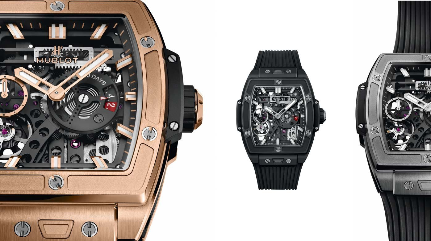 Hublot - Spirit of Big Bang Meca-10
