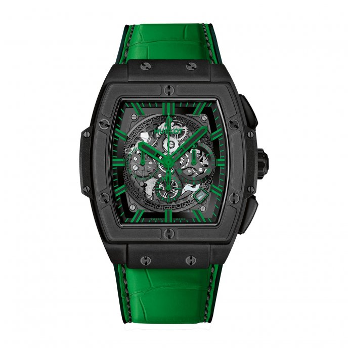 Spirit Of Big Bang All Black Green