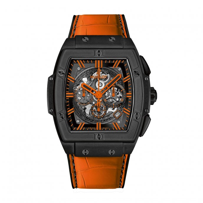 Spirit Of Big Bang All Black Orange