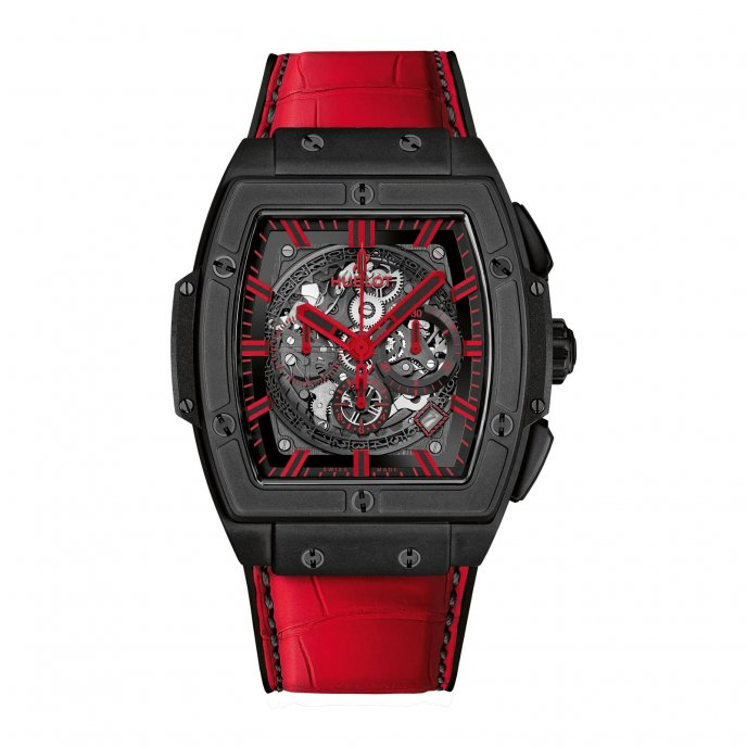 Spirit Of Big Bang All Black Red