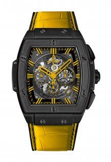 Spirit Of Big Bang All Black Yellow