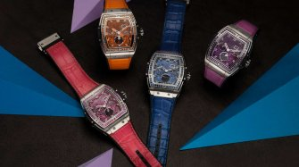 Spirit of Big Bang Moonphase Trends and style