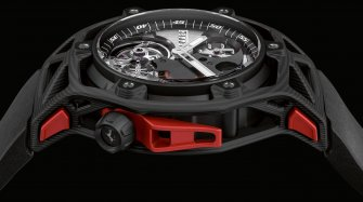 Techframe Ferrari 70 Years Tourbillon Chronograph Trends and style