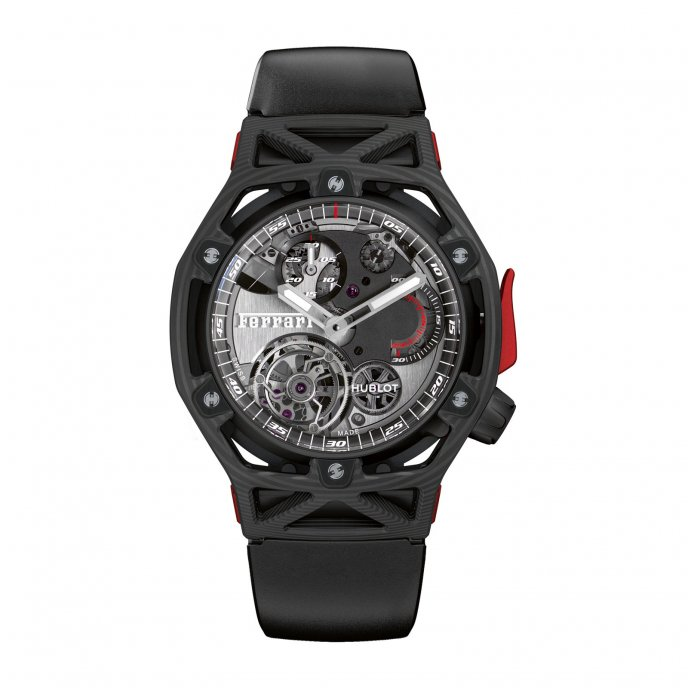 Techframe Ferrari 70 Years - Tourbillon Chronograph