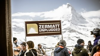 Zermatt Unplugged on Hublot time