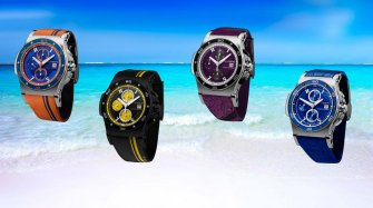 Colourful Abyss models for the summer Trends and style