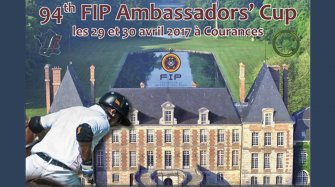 Official sponsor of the 94th FIP Ambassador's Cup