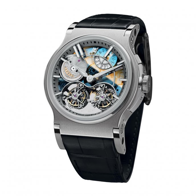 Verdict Double Tourbillon 46mm