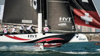 America's cup : yes or no?