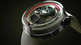 Two new H0 watches Innovation and technology
