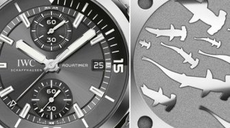 Aquatimer Chronographe Edition «Sharks»