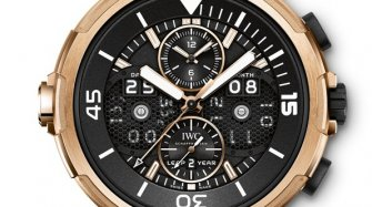 Aquatimer Perpetual Calendar Digital Date-Month  Trends and style