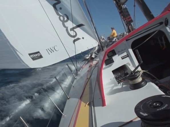 IWC - Video. Portuguese Yacht Club Chronograph