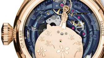 "The Big Pilot's Watch Annual Calendar Edition ""Le Petit Prince"" sold for CHF 48 750"
