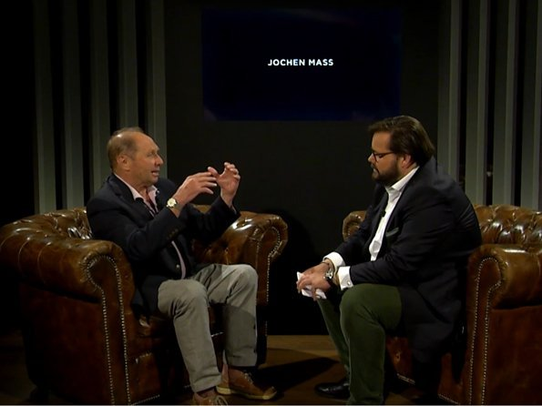 IWC  - Video. #IWCTalksTo: Jochen Mass.