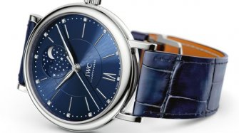 "Portofino Automatic Moon Phase 37 Edition ""Laureus Sport for Good Foundation"""