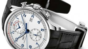 "Portuguese Yacht Club Chronograph ""Ocean Racer"" Trends and style"