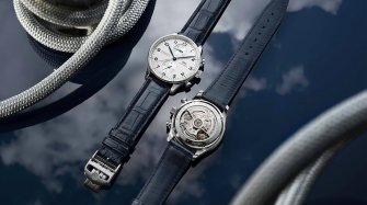 Portugieser Chronograph now with in-house calibre and see-through back