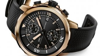 "Aquatimer Chronograph Edition ""Expedition Charles Darwin"" Trends and style"