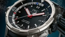 SIHH 2014: Going big on going deep with the Aquatimer