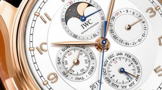 Portuguese Grande Complication Trends and style