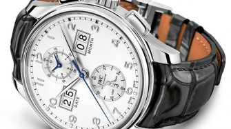 "Portuguese Perpetual Calendar Digital Date-Month edition ""75th Anniversary"" Trends and style"