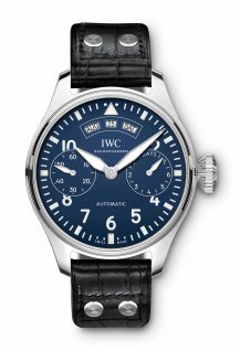 Grande Montre d'Aviateur Calendrier Annuel Edition «150 Years»