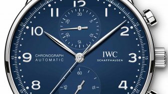 Portugieser Chronographe Edition « 150 Years » Style & Tendance