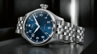 New 43mm Big Pilot's Watch