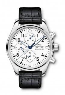 Grande Montre d'Aviateur Chronographe Edition