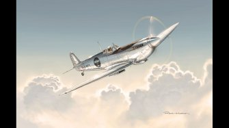 """Silver Spitfire – The Longest Flight"" expedition"