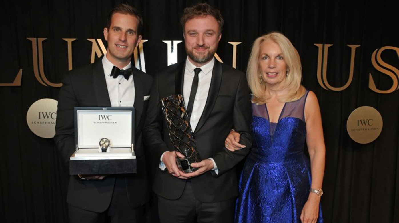 IWC - The IWC Schaffhausen Filmmaker Bursary Award