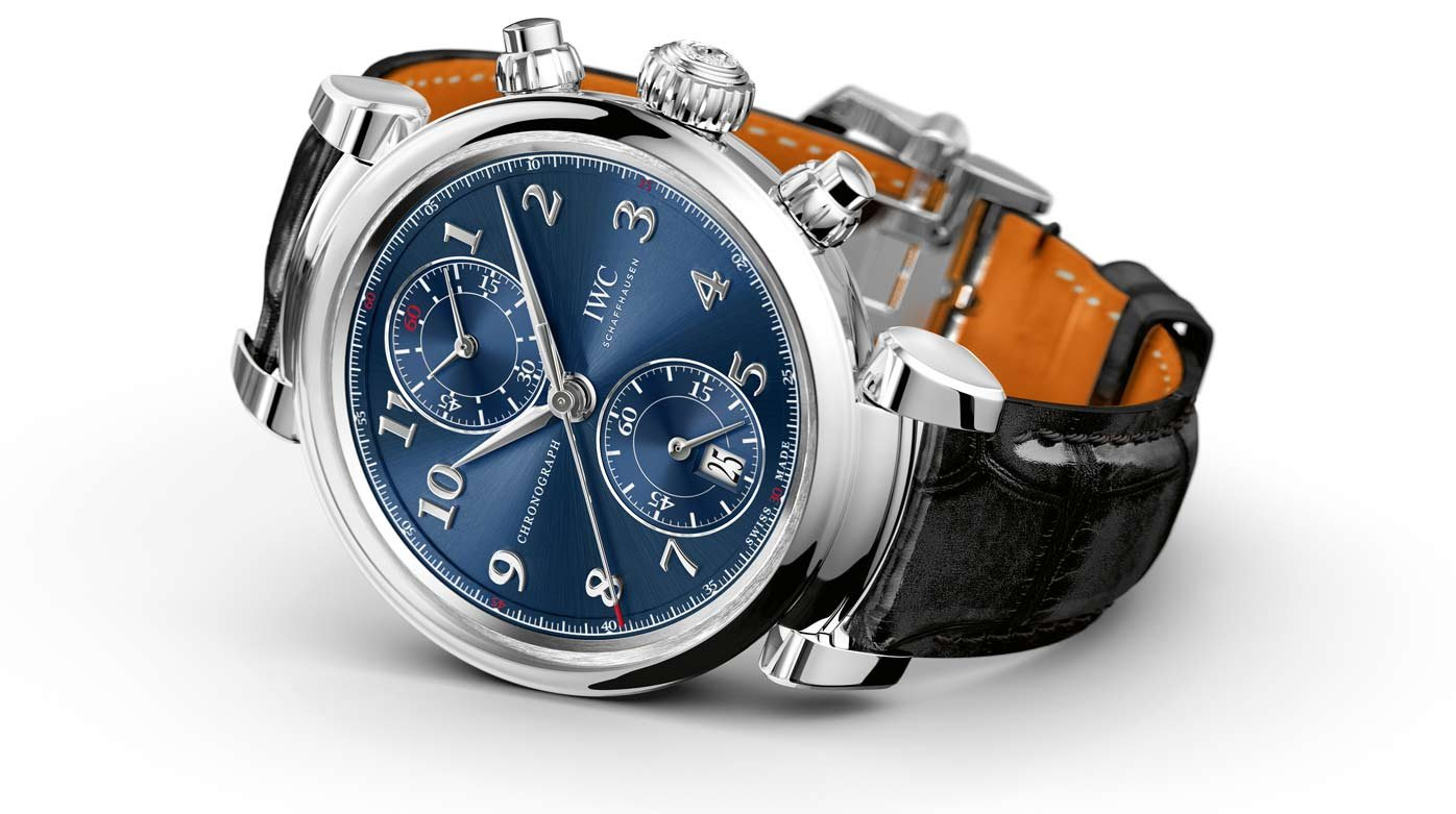 "IWC - Da Vinci Chronograph Edition ""Laureus Sport for Good Foundation"""