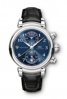 "Da Vinci Chronographe Edition ""Laureus Sport For Good Foundation"""
