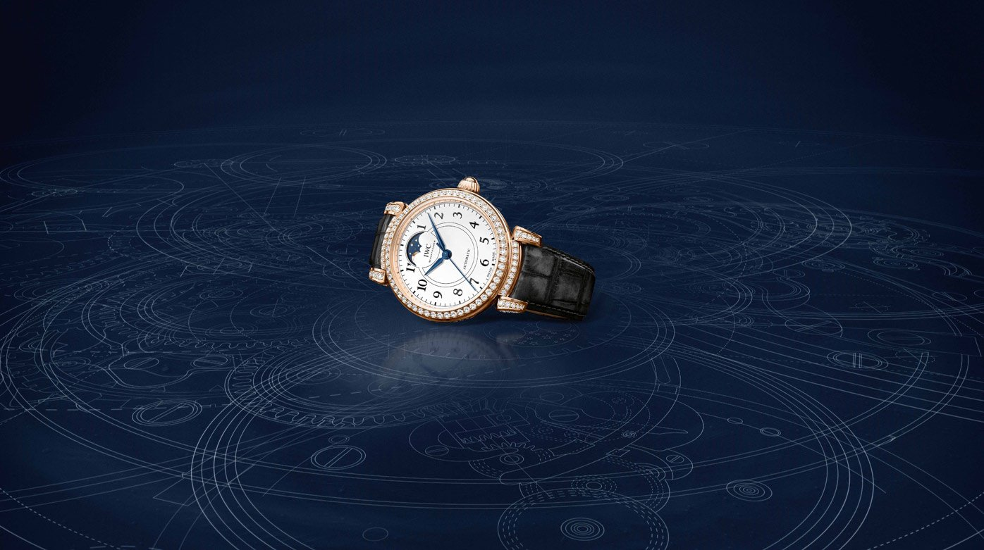 "IWC Schaffhausen - Da Vinci Automatic Phase de Lune 36 Edition ""150 years"""