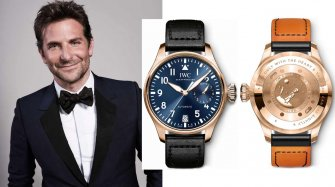 A watch worn by Bradley Cooper at auction Auctions and vintage