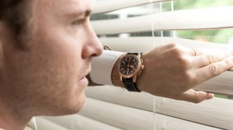 "Ingenieur Chronograph ""Tribute to Nico Rosberg"""
