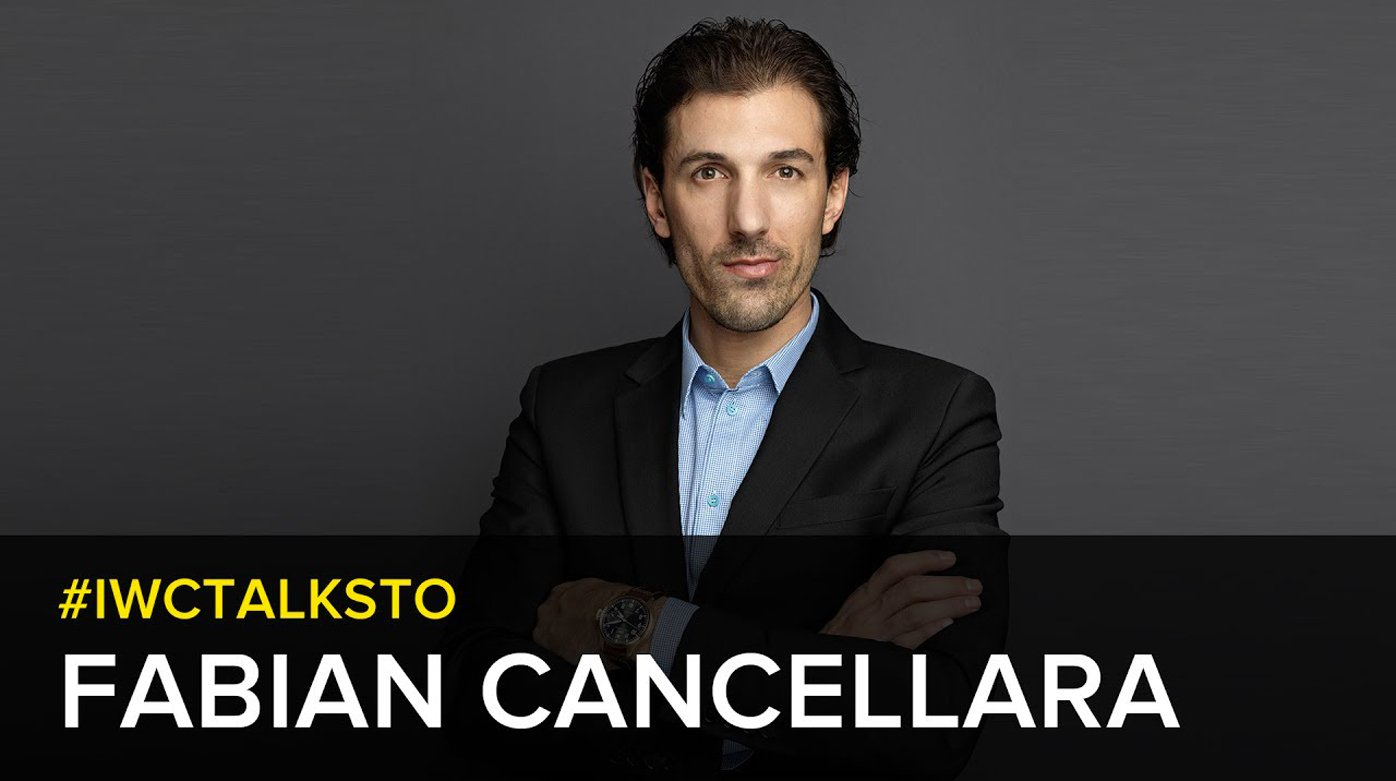 IWC - Interview of Fabian Cancellara