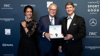 Generous Donations for Laureus at Annual Charity Event Arts and culture