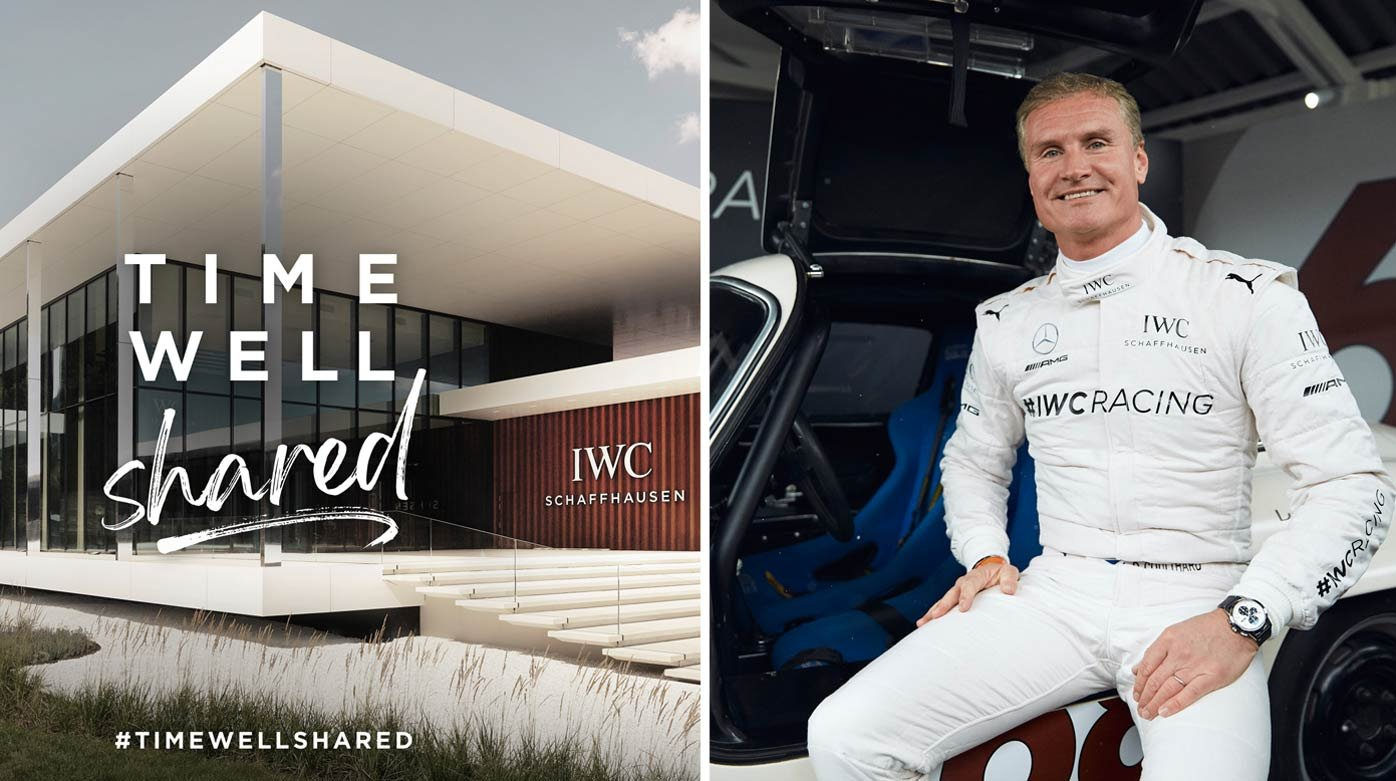 IWC Schaffhausen - « Time Well Shared »