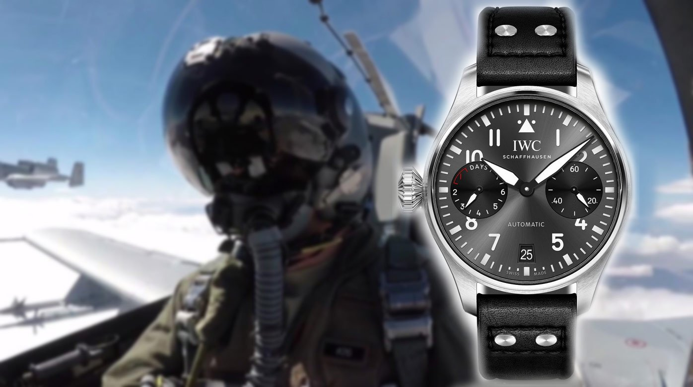 "IWC Schaffhausen - Big Pilot's Watch Edition ""Right-hander"""