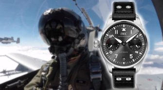 "Big Pilot's Watch Edition ""Right-hander"" Trends and style"