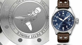 IWC Big Pilot Le Petit Prince Trends and style