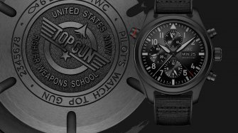 New Pilot's Watches: Top Gun Ceratanium Trends and style